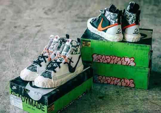 READYMADE Nike Blazer