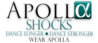 Apolla Shocks Dance Socks for Dancers