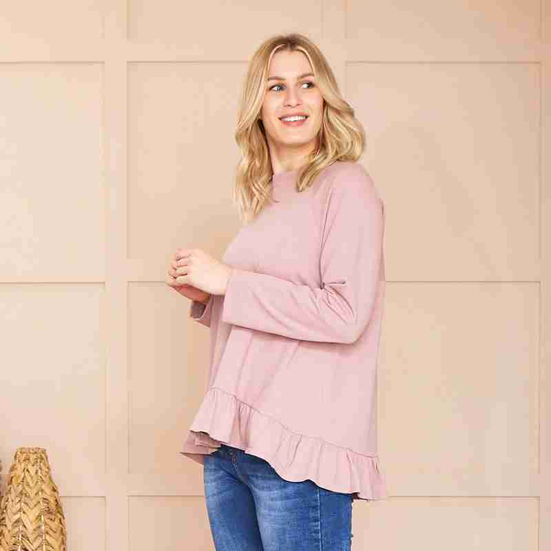 Lily Jumper(Baby Pink)