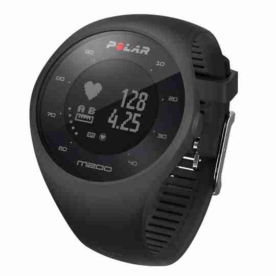Polar M200 Black Solid