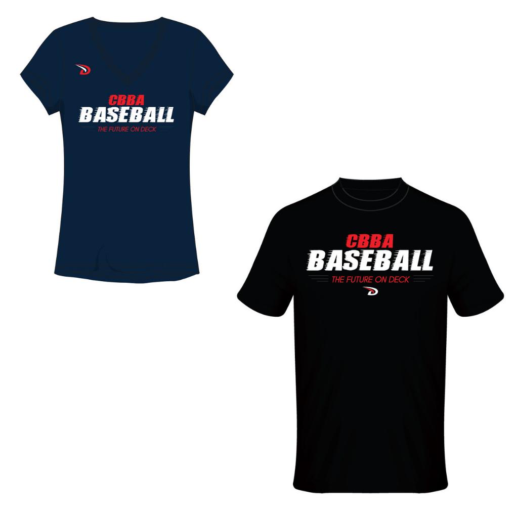 CBBA Baseball Fan Shirt