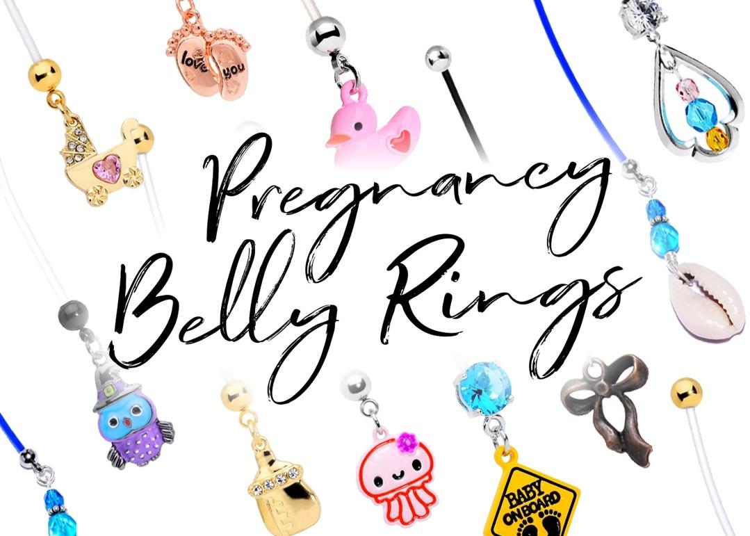 Pregnancy Belly Rings
