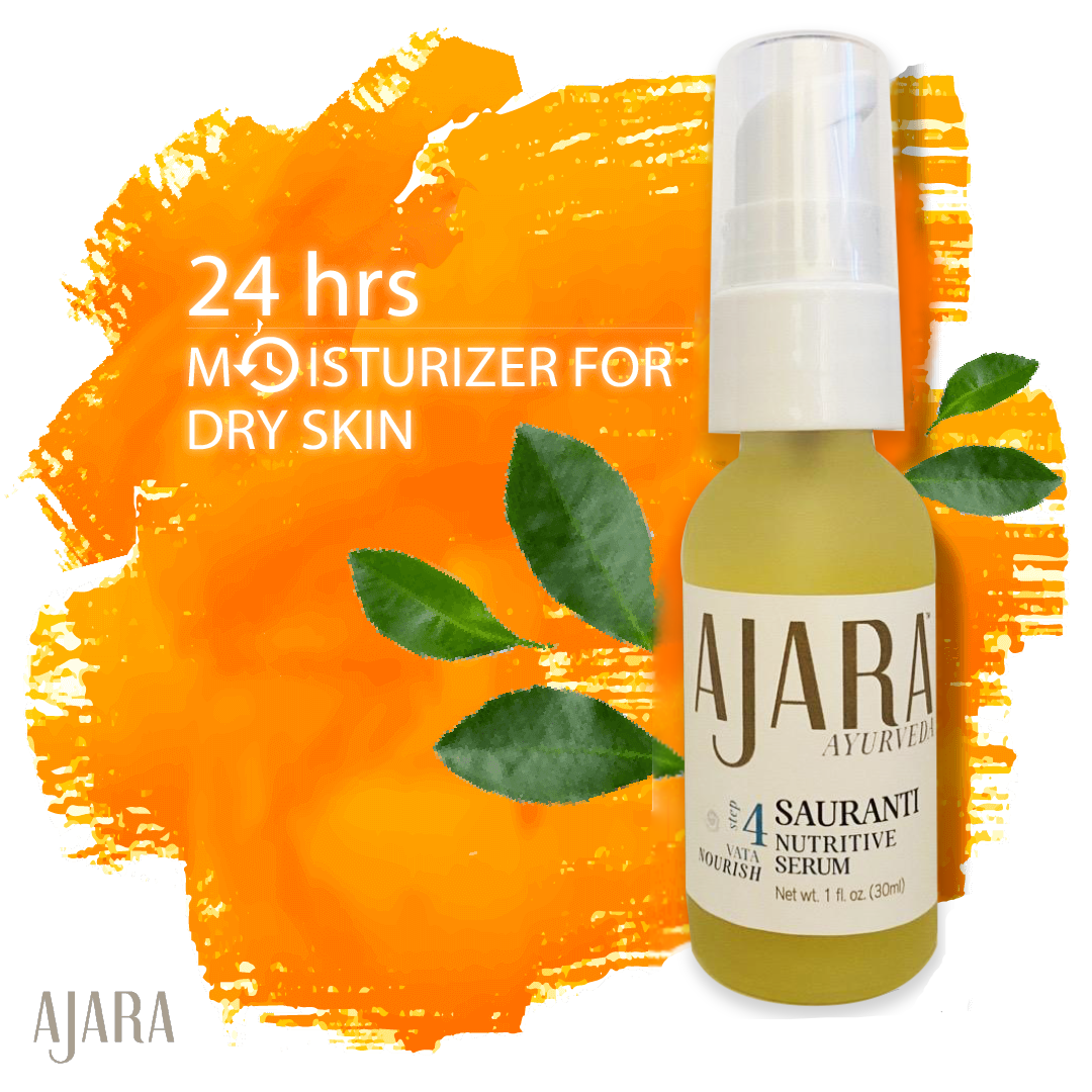 Sauranti Nutritive Serum - Moisturizer for Dry Skin