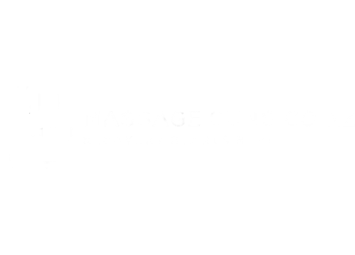 Massage Guns NZ Logo - Massageguns.co.nz
