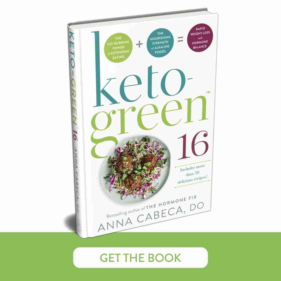 Keto Green 16 by Dr. Anna Cabeca