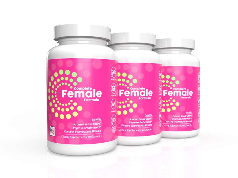 3-Pack: Complete Female