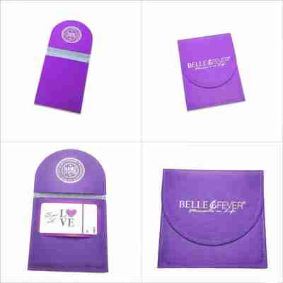 Belle Fever Luxury Display Wallet