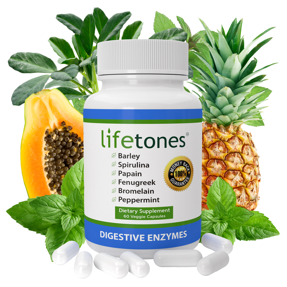Lifetones Digestive Enzymes