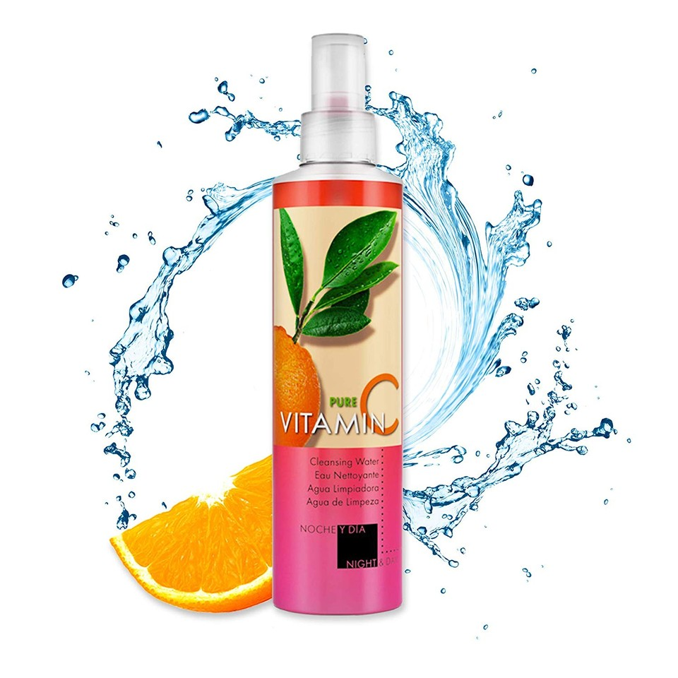 Vitamin C Cleansing Water by Noche Skincare