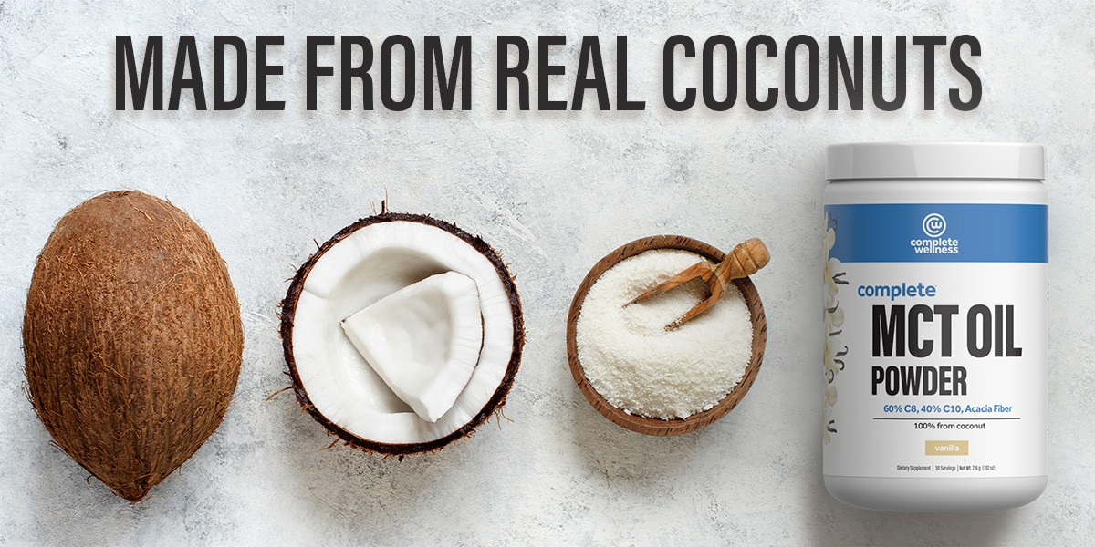 MCT Oil From Coconuts