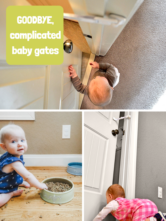 how to keep baby out of litter box