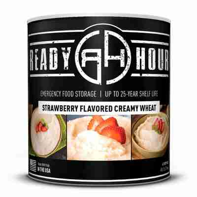 Ready Hour Strawberry Flavored Creamy Wheat