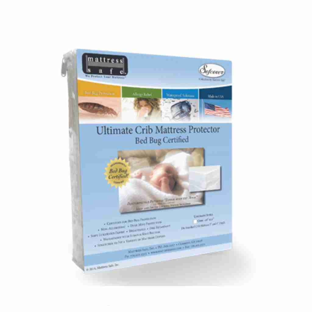 Housse anti punaise de lit bébé Mattress Safe