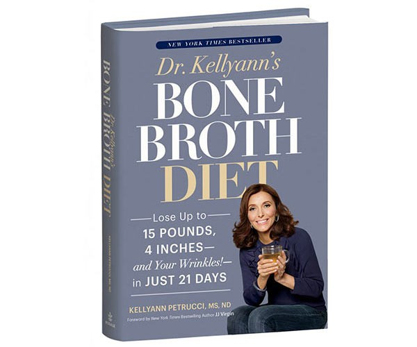 Dr. Kellyann Bone Broth Diet Book