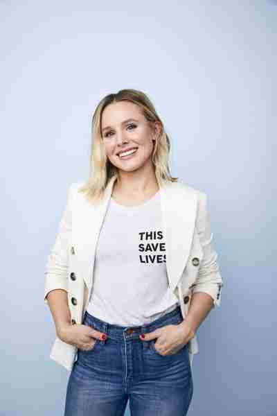 This Saves Lives Breakfast Bars Kristen Bell