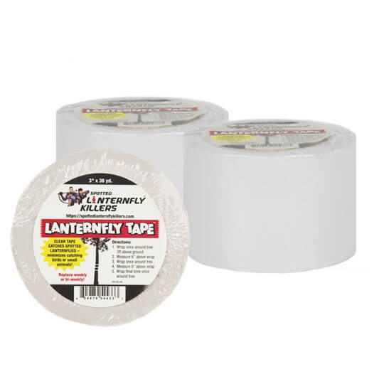 Spotted Lanternfly Tape 3 Pack