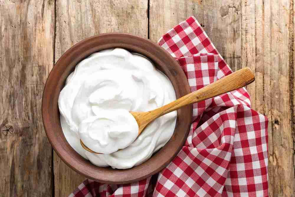 Yogurt Boosts your immune system