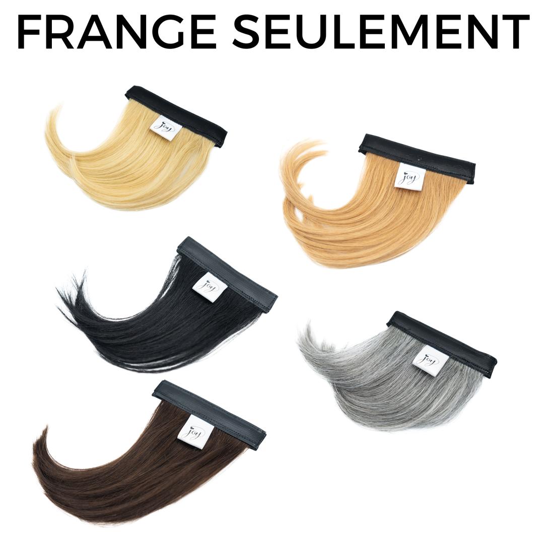 Bonnet Joy - Frange amovible seulement
