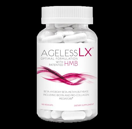 AgelessLX Single Bottle