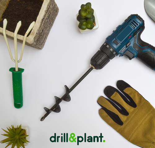 Win a free drill&plant mini