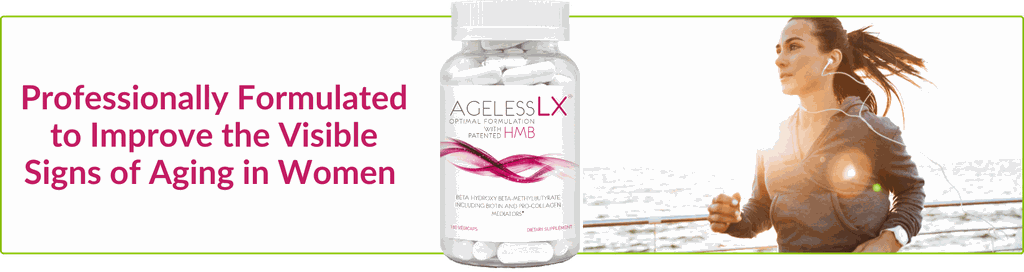 Professionally Formulated to Improve the Visible Signs of Aging in Women