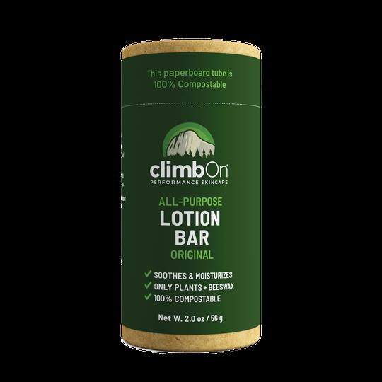 climbOn Lotion Bar Original 2oz Tube