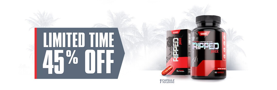 limited time 45% Off