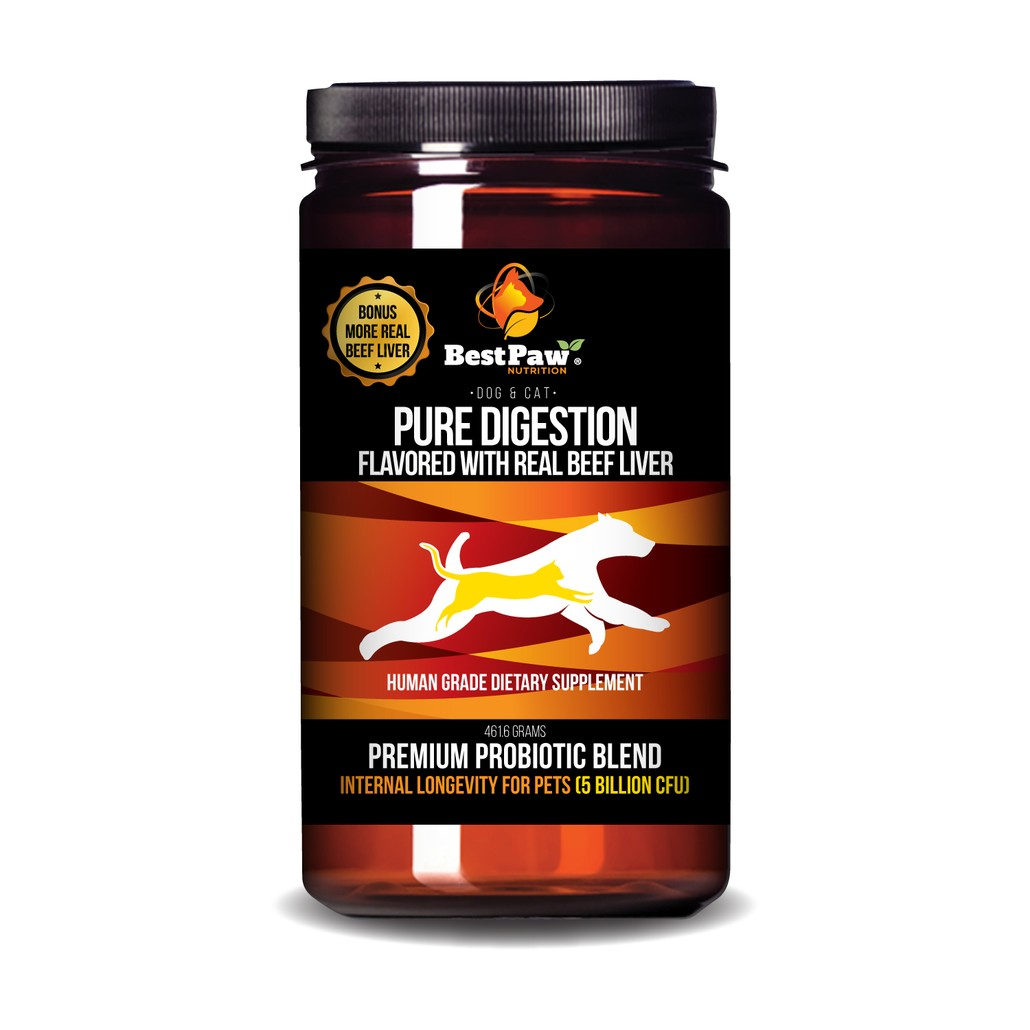 Best Paw Nutrition Pure Digestion