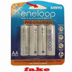 Sanyo: Eneloop AA Batteries