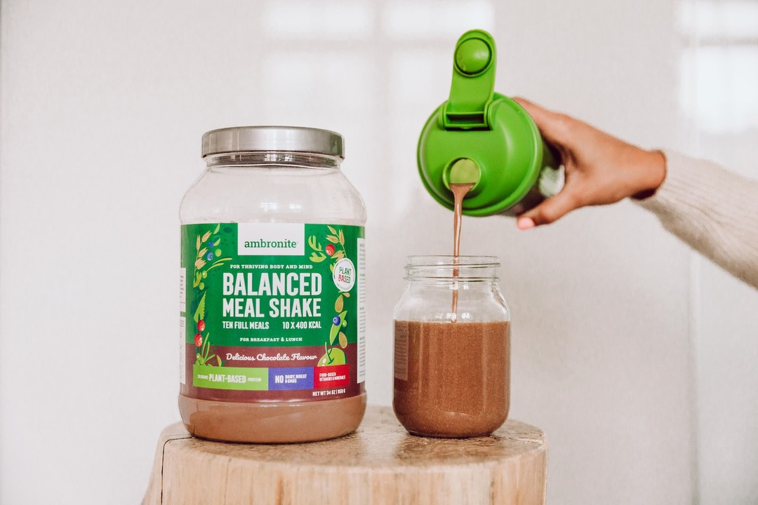 Balanced Meal Shake Suklaa
