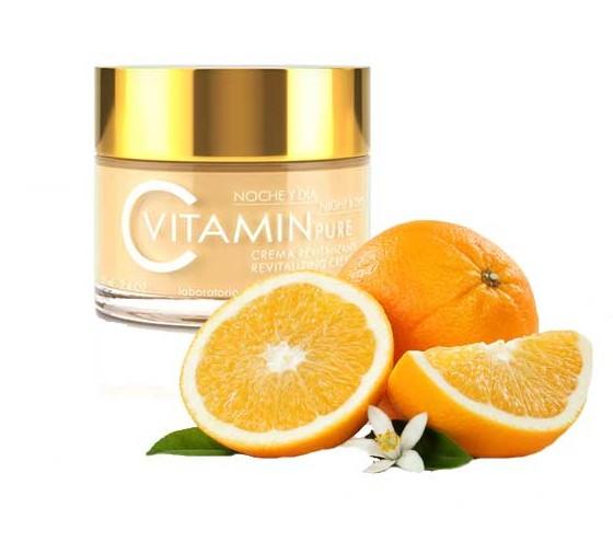 Vitamin C Face Cream by Noche Skincare