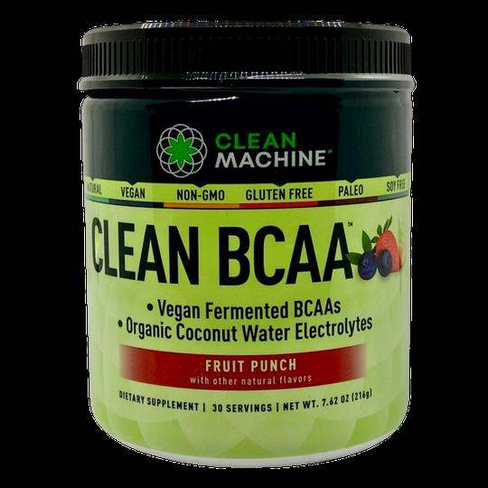 clean bcaas