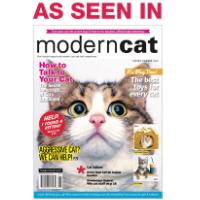 Door Buddy featured in Modern Cat Magazine