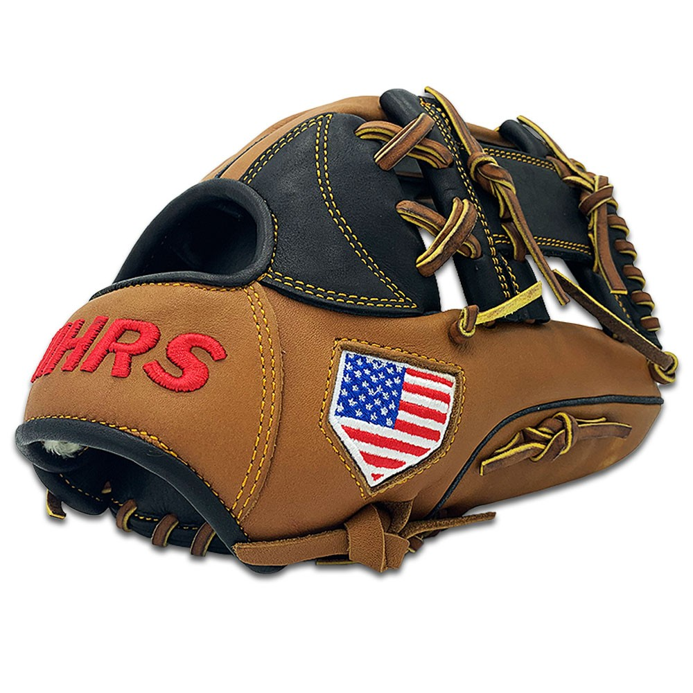 The ALL-AMERICAN Limited Edition HRS Baseball Glove