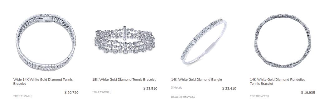 Gabriel & Co. Bracelets