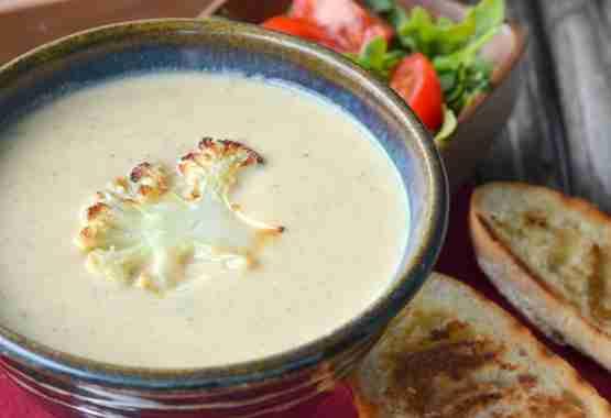 Bloemkool soep