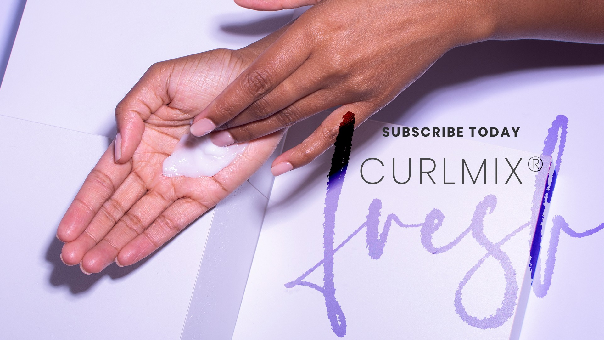 CurlMix Fresh