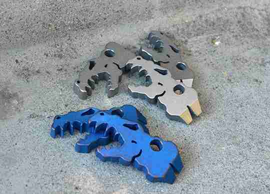 mini beasts of vice anvil bottle openers and pocket pry bar
