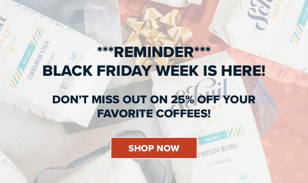 Black Friday Sale Reminder Desktop