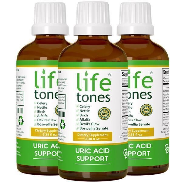 Lifetones 3-Pack