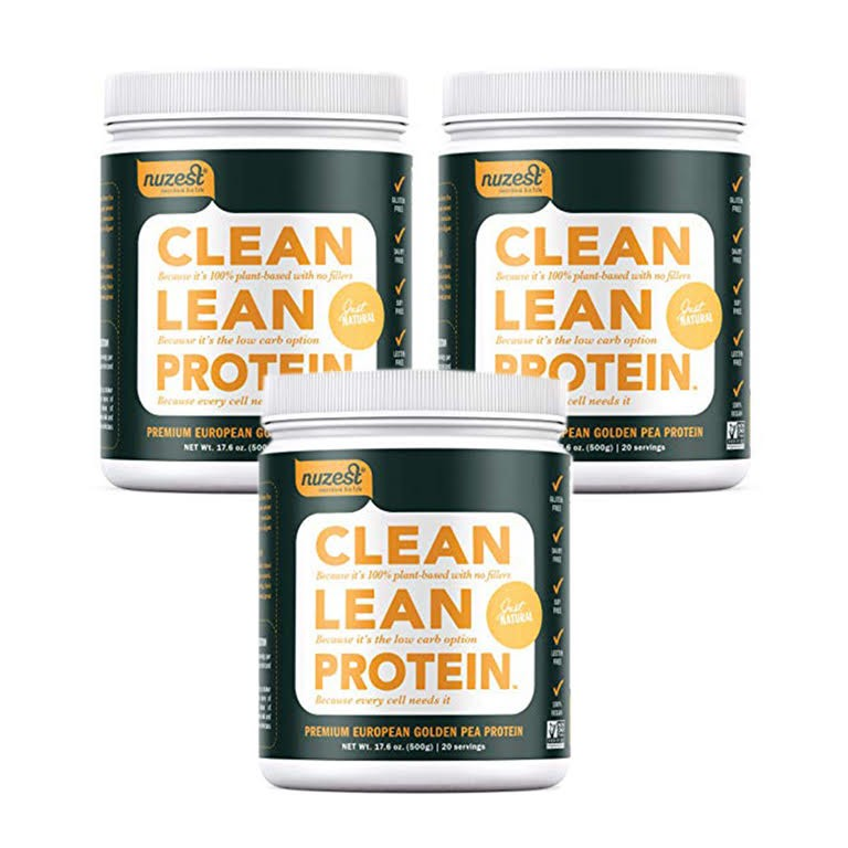 Clean Lean Protein - 3 Containers
