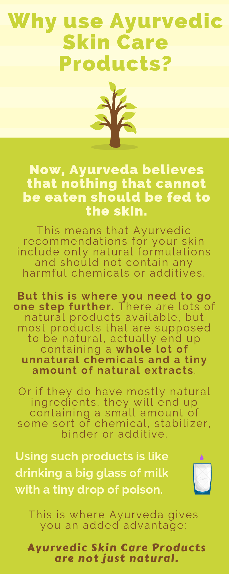 Why use Ayurvedic Skincare products?