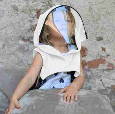 Face Shield Kids Hat - Infant Kingdom