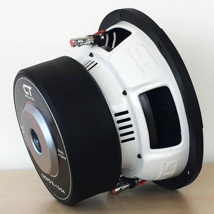 CT Sounds Tropo XL 1000 Watt RMS Car Audio Budget Subwoofer