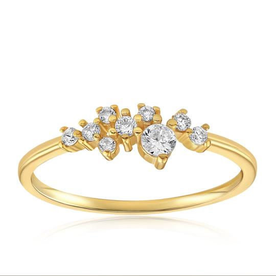 The Sasha Sparkle ring
