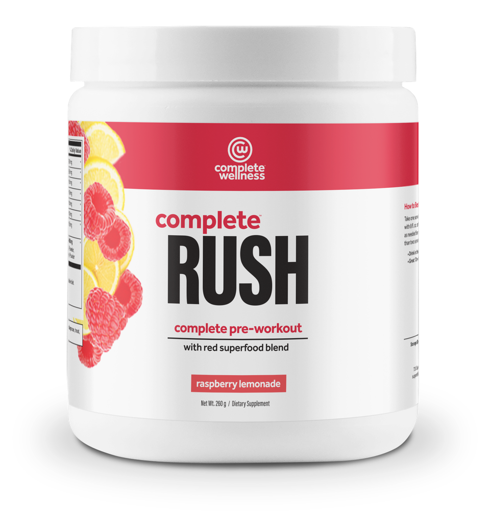 Complete Rush Pre-Workout