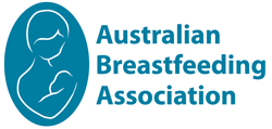 Professional Member of the Australian Breastfeeding Association