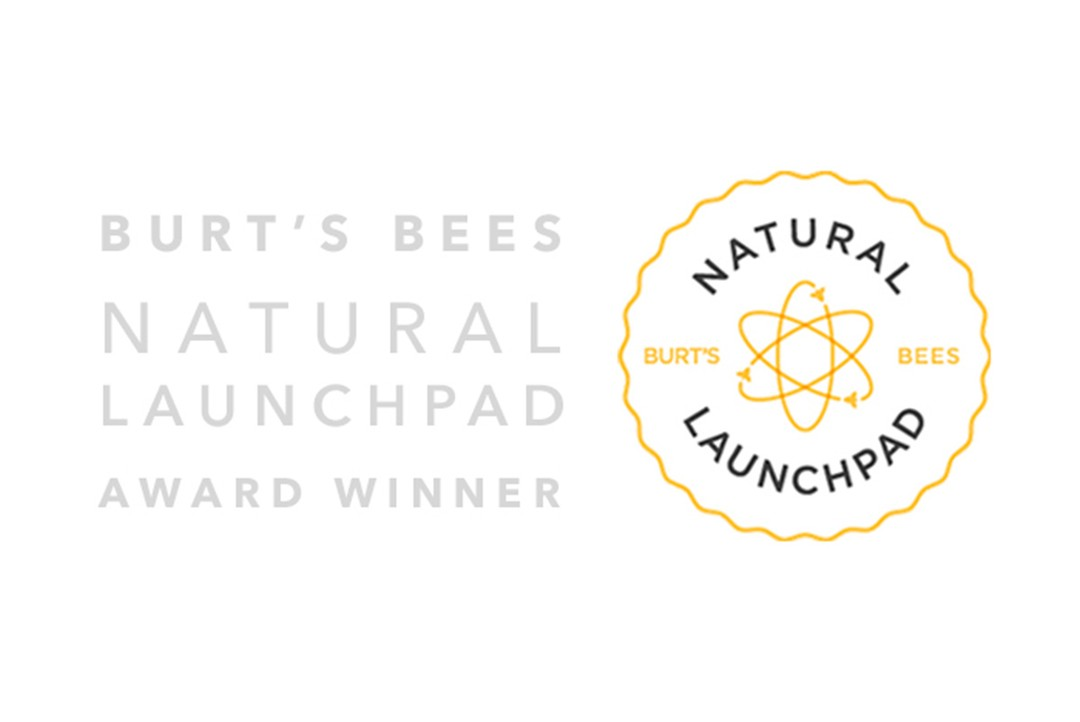 Burts bees natural launchpad award