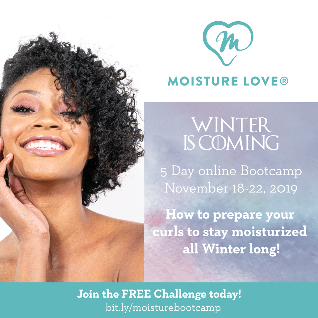 Winter is coming moisture bootcamp
