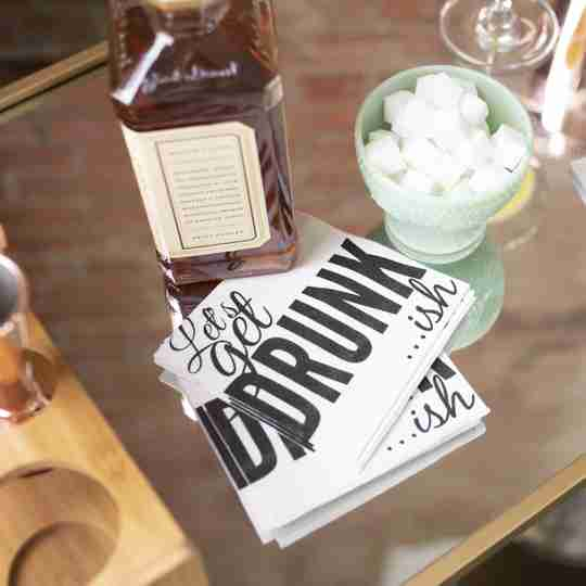 Boozy Party Napkins | Twisted Wares®